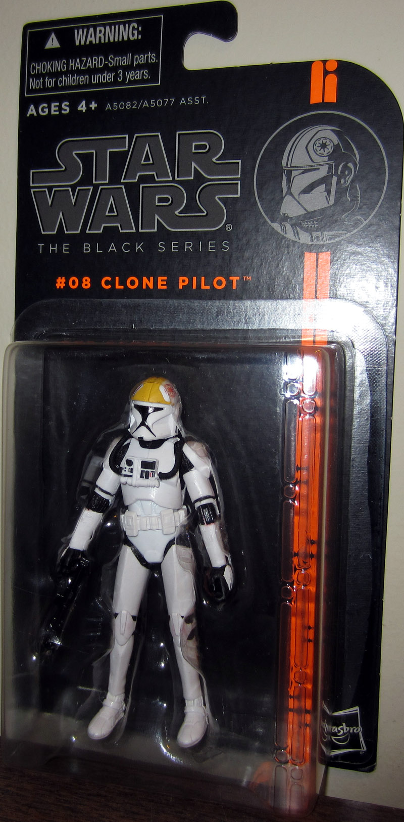 Clone Pilot (The Black Series, #08)