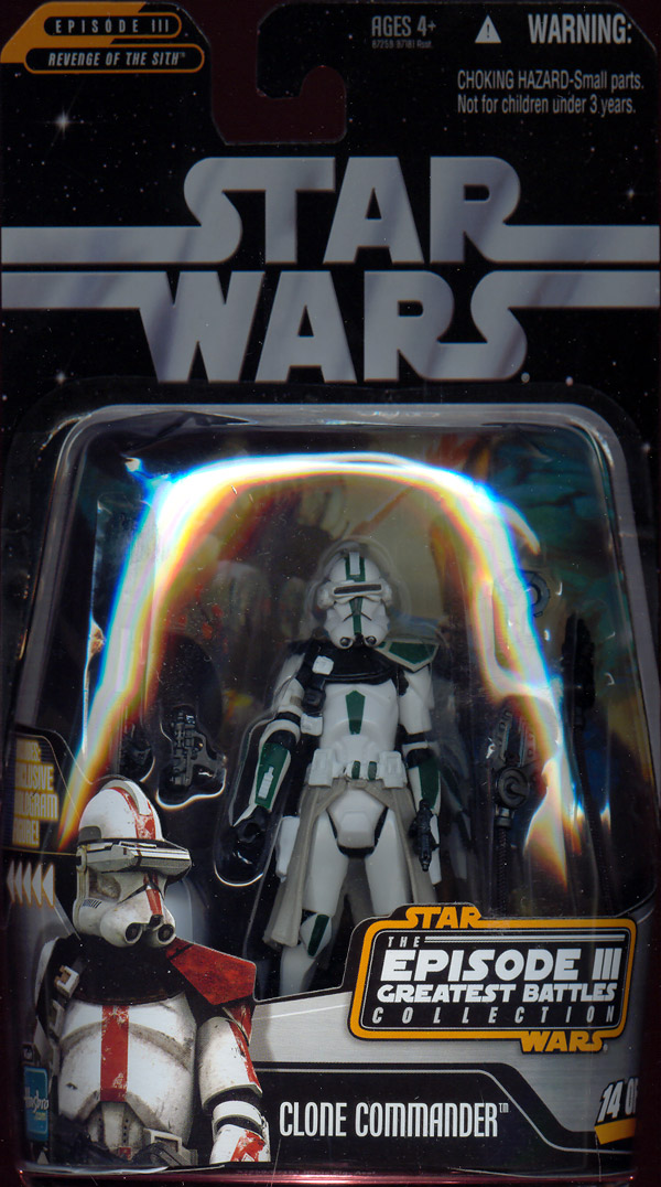 Clone Commander (Episode III Greatest Battles Collection, 14 of 14)