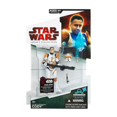 Clone Commander Cody (BD44, with HK-50 part)