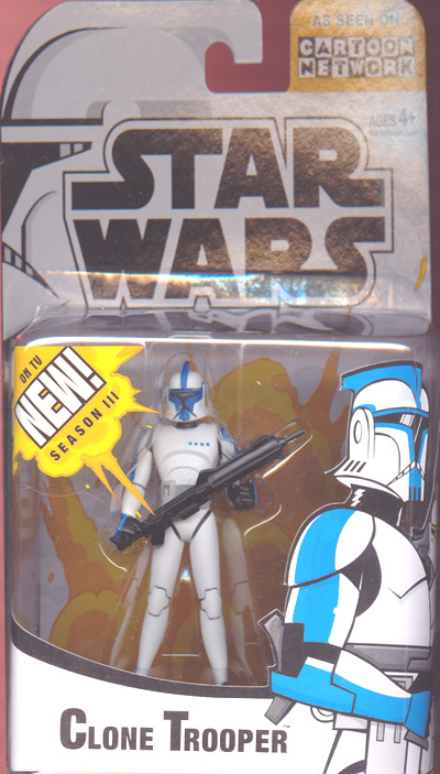 Clone Trooper Lieutenant (Cartoon Network III)
