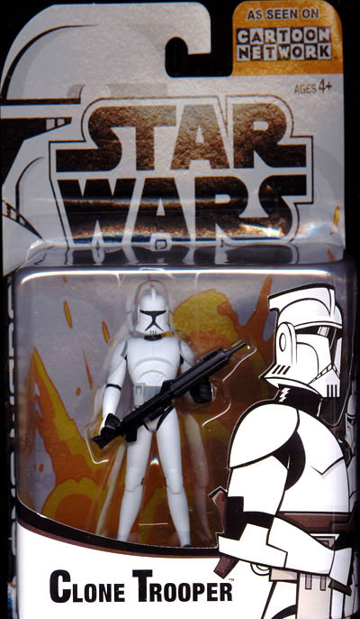 Clone Trooper (Cartoon Network)