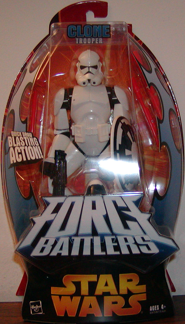 Clone Trooper (Force Battlers)
