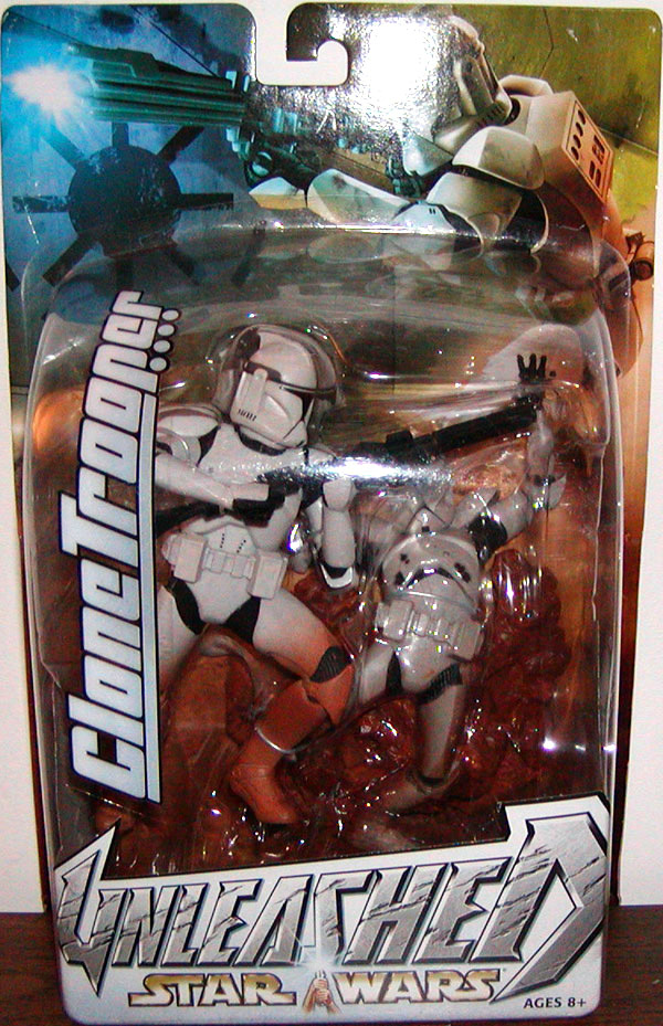 Clone Trooper (Unleashed)