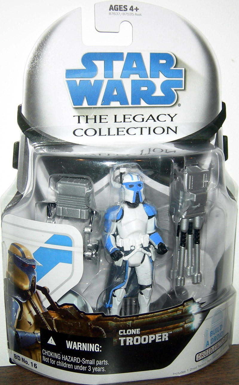 Clone Trooper (The Legacy Collection)