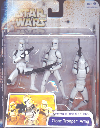 Clone Trooper Army
