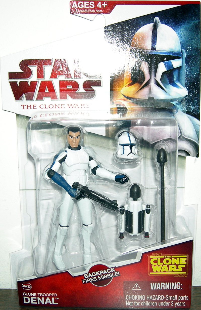 Clone Trooper Denal (CW20)
