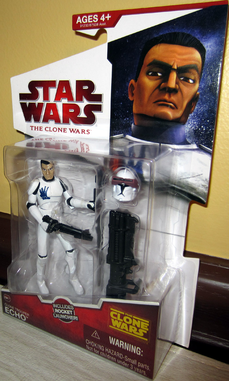 Clone Trooper Echo (CW17)
