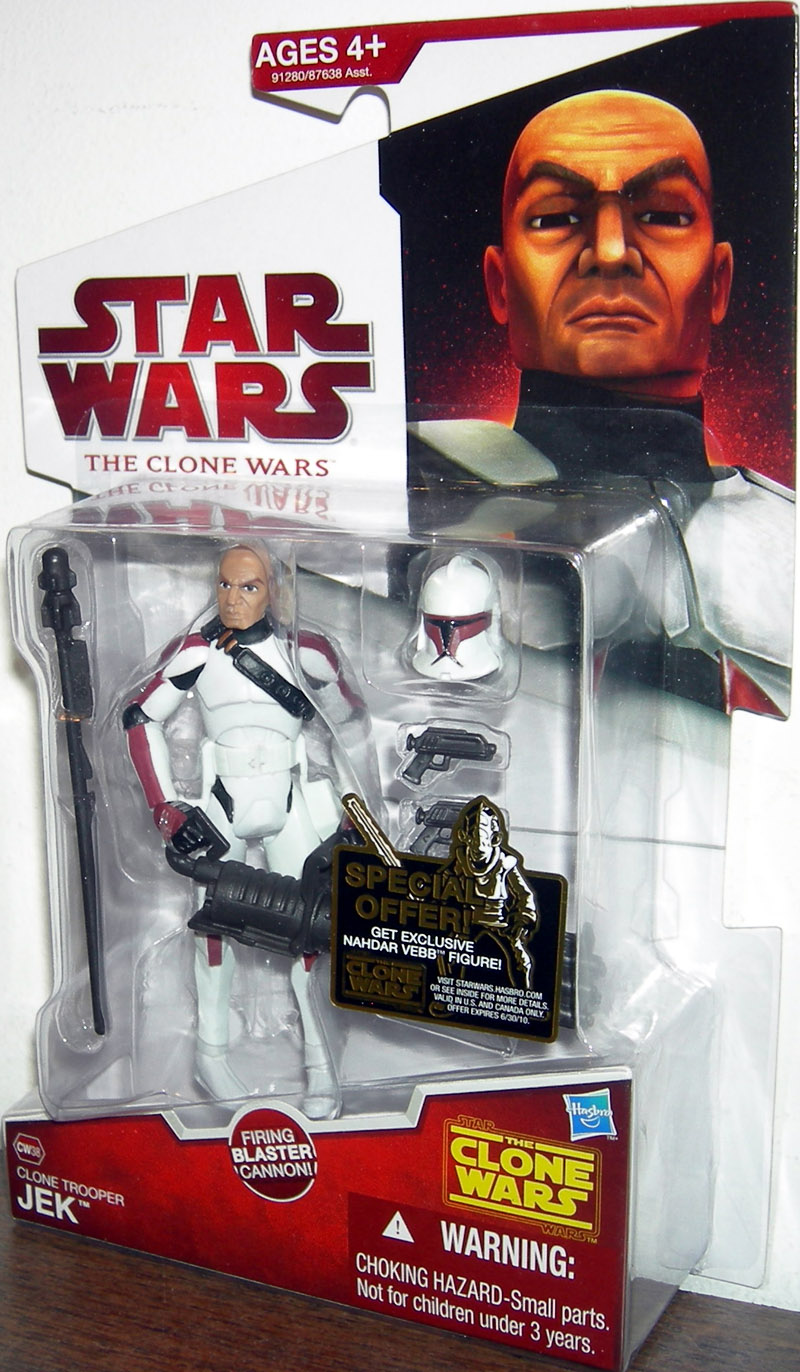 Clone Trooper Jek (CW38)