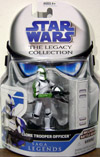 Clone Trooper Officer (The Legacy Collection, green)
