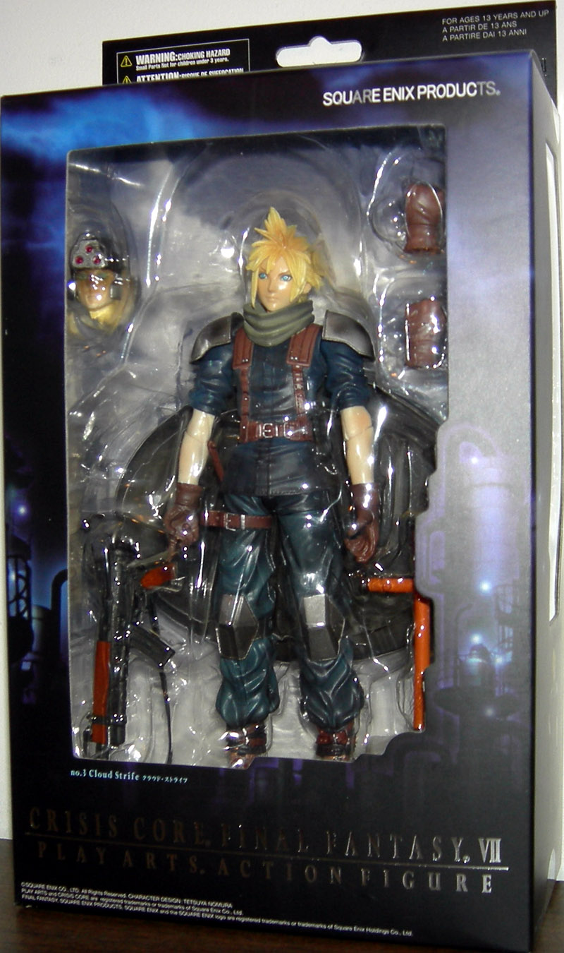 Cloud Strife (Crisis Core)