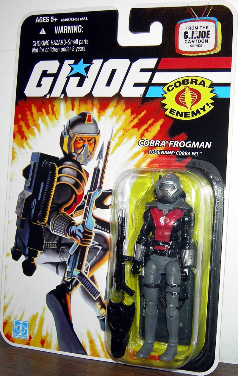 Cobra Frogman (Code Name: Cobra Eel)