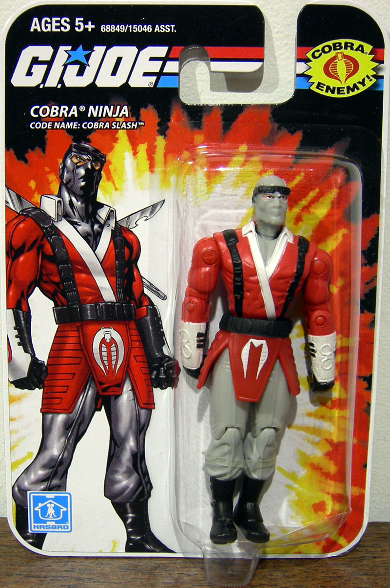 Cobra Ninja (Code Name: Cobra Slash)
