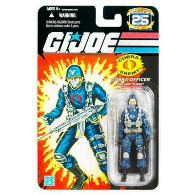 Cobra Officer (Code Name: The Enemy)