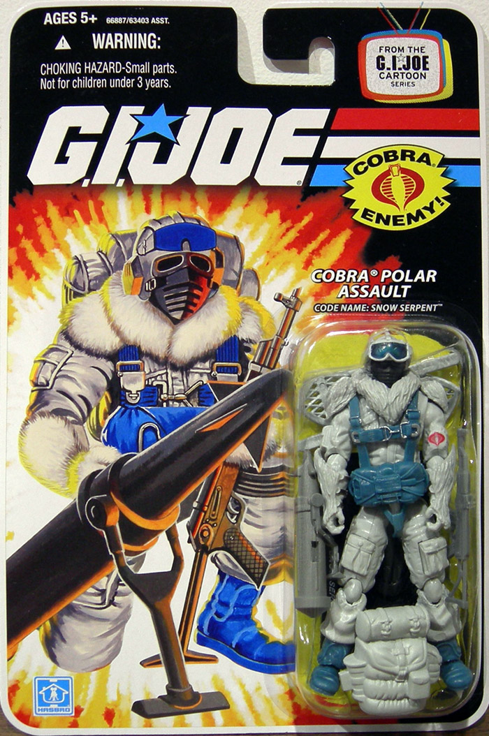 Cobra Polar Assault (Code Name: Snow Serpent)