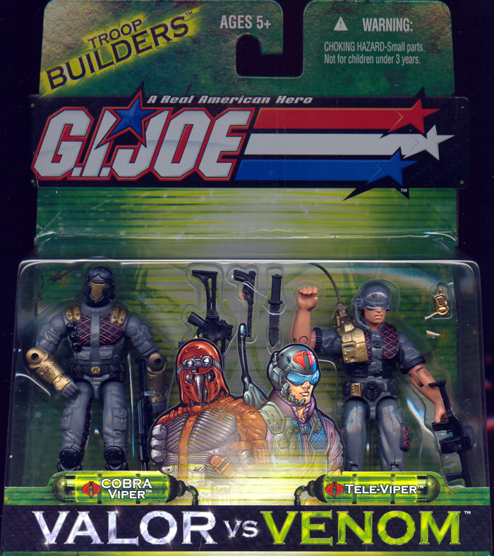 Cobra Viper and Tele-Viper 2-Pack