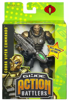 Cobra Viper Commando (Action Battlers)
