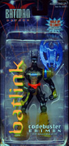 Codebuster Batman (Batman Beyond, Batlink)