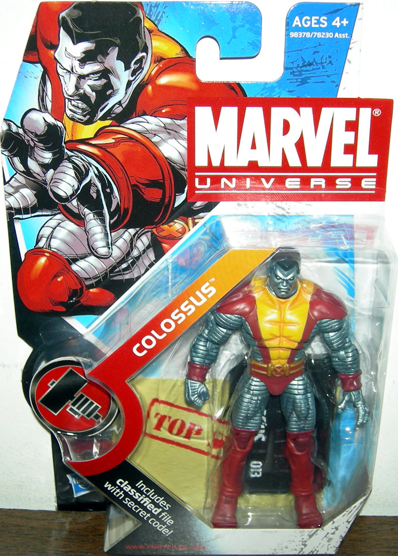 Colossus (Marvel Universe, series 2, 013)