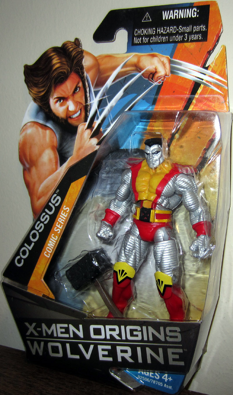 Colossus (X-Men Origins, comic series)