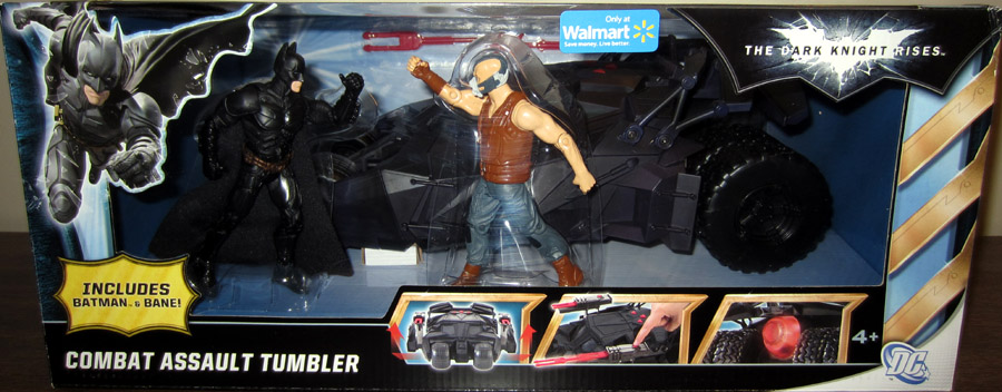 Combat Assault Tumbler (The Dark Knight Rises, Walmart Exclusive)