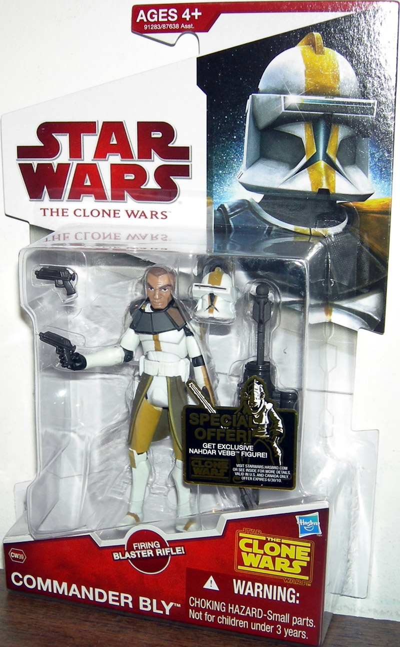 Commander Bly (CW39)