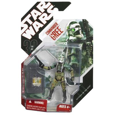 Commander Gree (30th Anniversary)