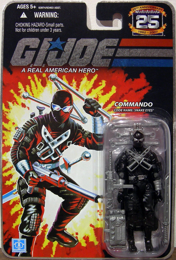 Commando (Code Name: Snake Eyes, version 2)