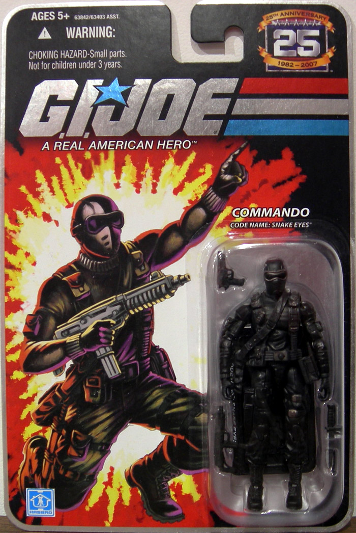 Commando (Code Name: Snake Eyes)