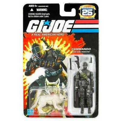 Commando (Code Name: Snake Eyes, with Timber)