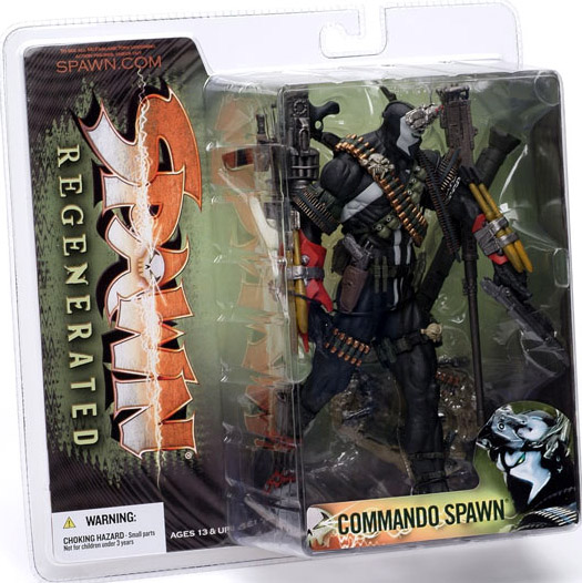 Commando Spawn 2 (Regenerated)