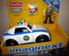 Commissioner Gordon & Police Car (Imaginext, Toys R Us Exclusive)