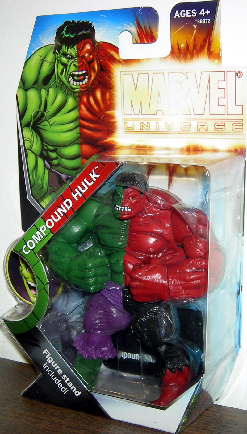 Compound Hulk (Marvel Universe)