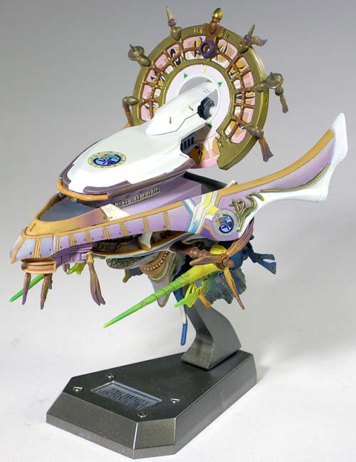 Final Fantasy Mechanical Arts Continental Circus