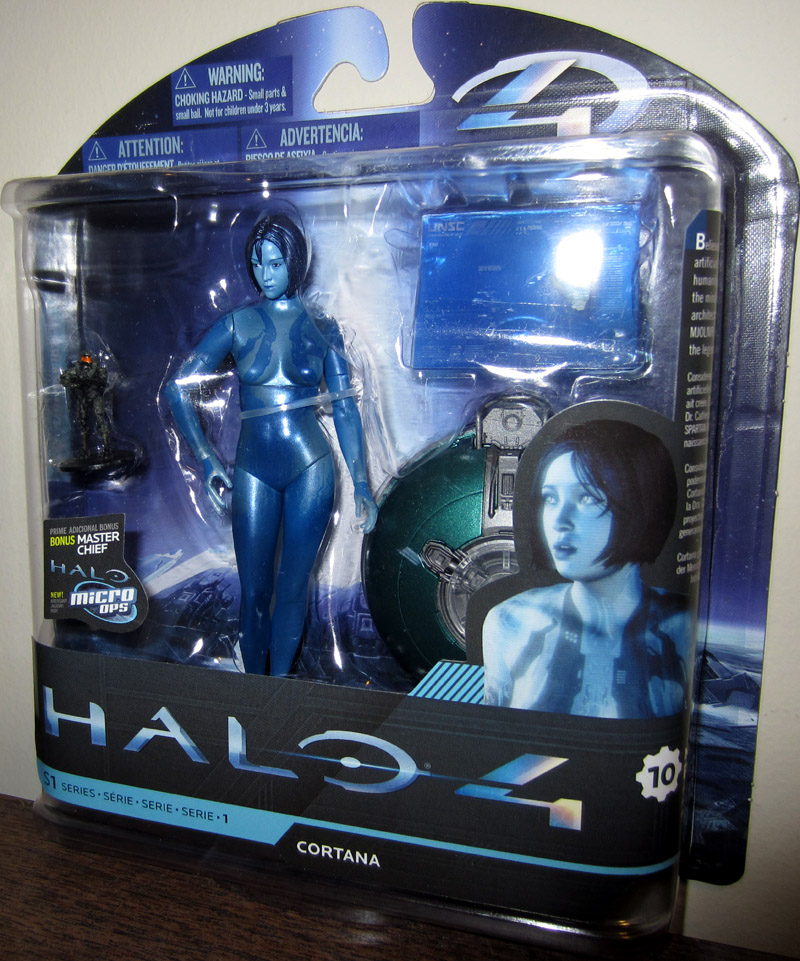 Cortana (Halo 4, series 1)