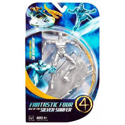 Cosmic Cruising Silver Surfer (movie)