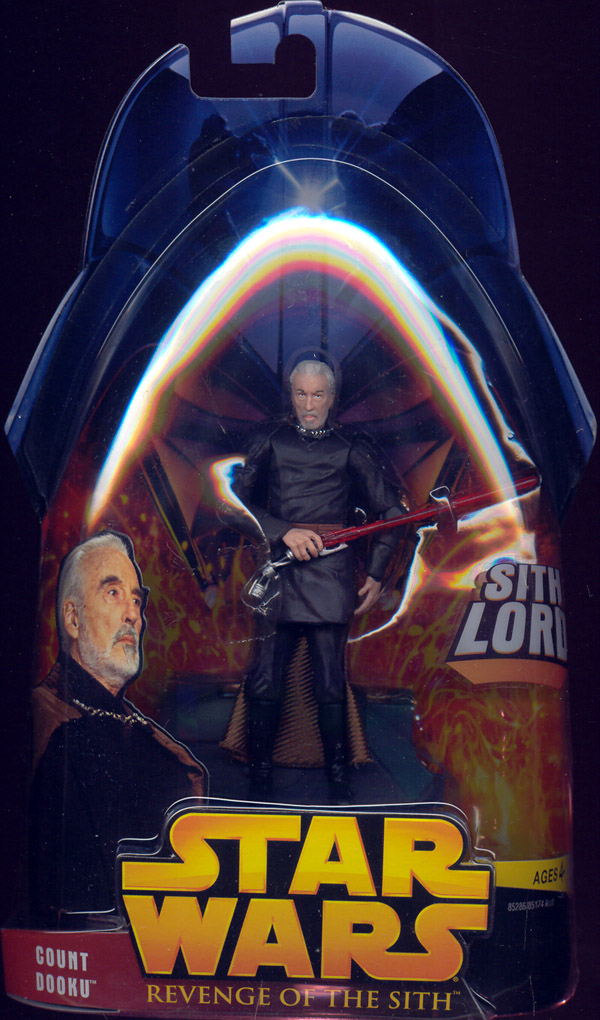 Count Dooku (Revenge of the Sith, #13)