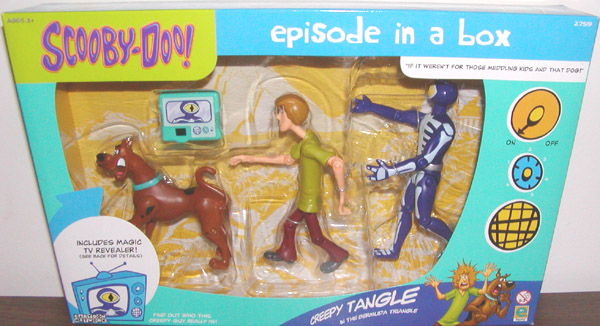 Creepy Tangle in the Bermuda Triangle 3-Pack