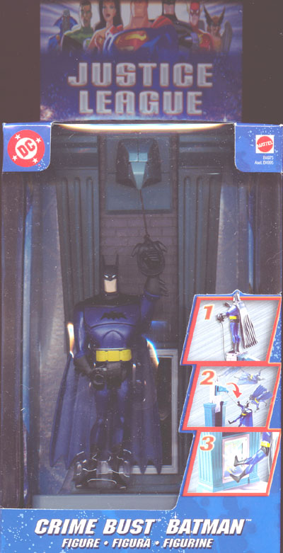Crime Bust Batman (Justice League)