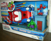Crime-Cruising Car with Spider-Man & Hulk (Playskool Heroes)