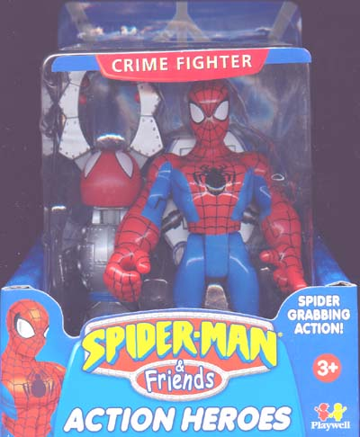 Crime Fighter Spider-Man