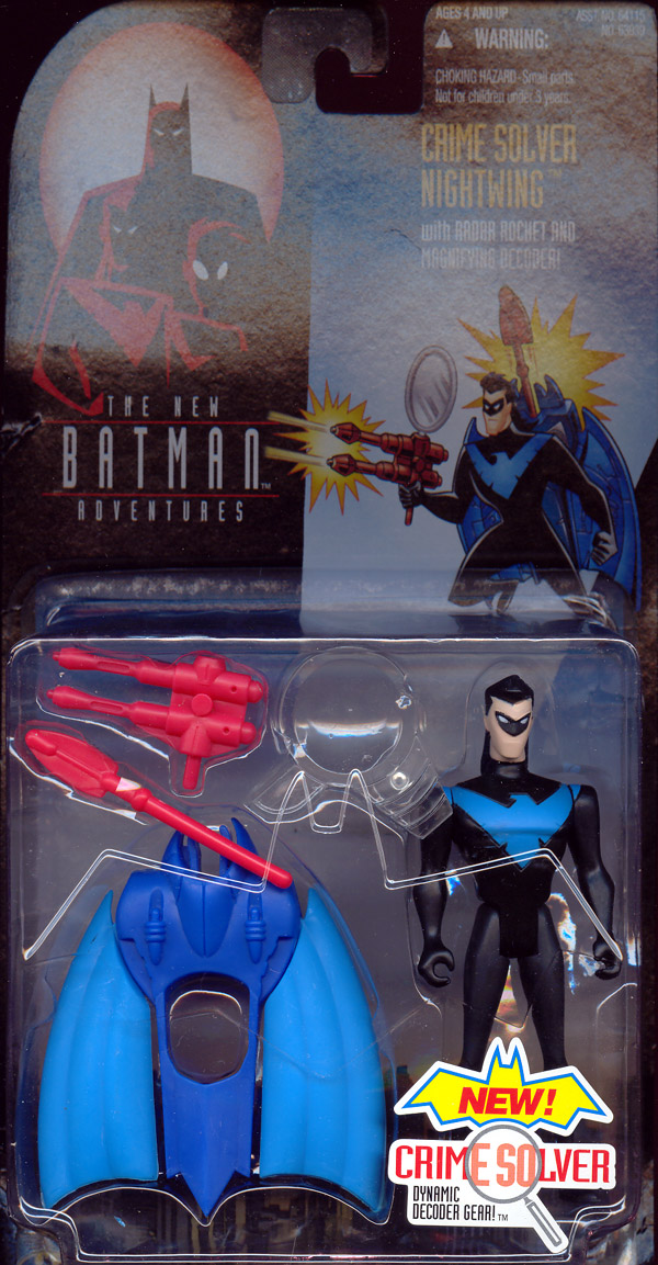 Crime Solver Nightwing (The New Batman Adventures)