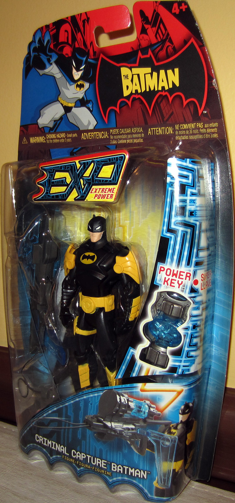 Criminal Capture Batman (EXP)