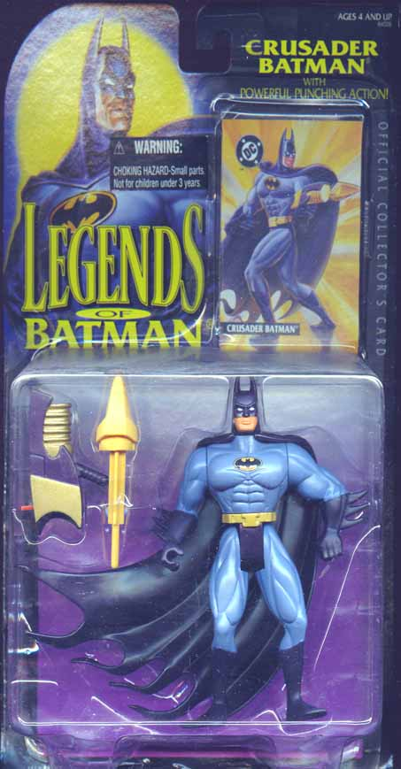 Crusader Batman (Legends Of Batman)