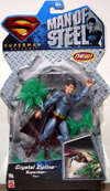 Crystal Zipline Superman (Man of Steel)