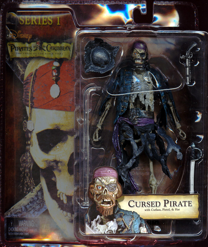 Cursed Pirate (The Curse of the Black Pearl)