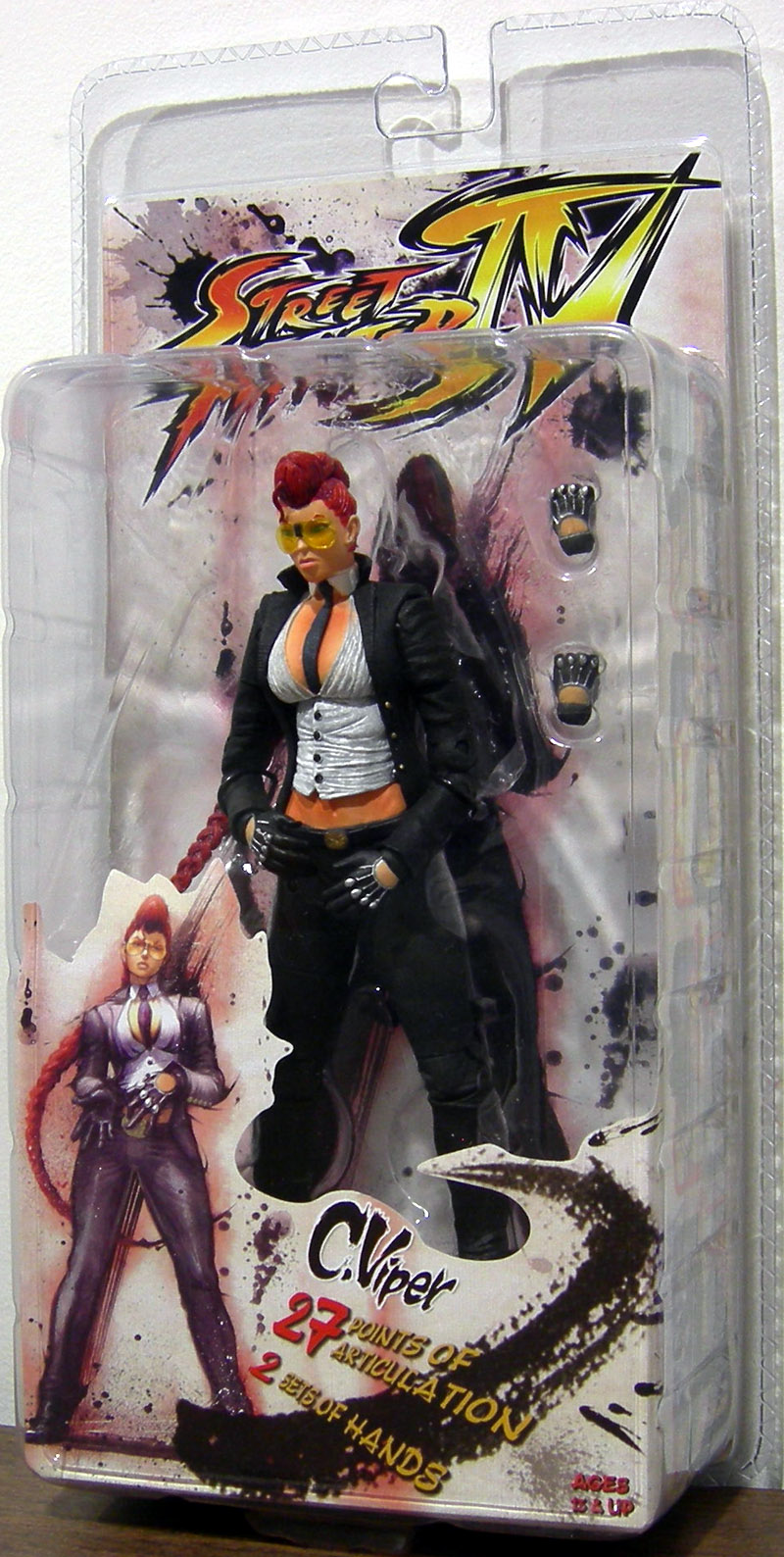 C. Viper (Street Fighter IV)