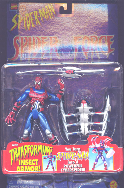 Cybersect Spider-Man (Spider Force)