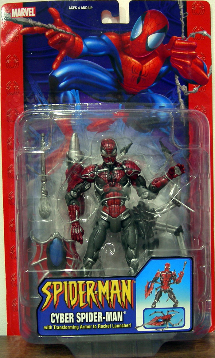 Cyber Spider-Man (Classic)