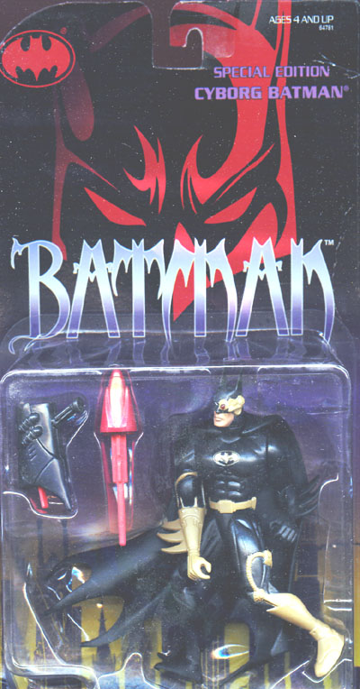 Cyborg Batman (Warner Brothers Exclusive)