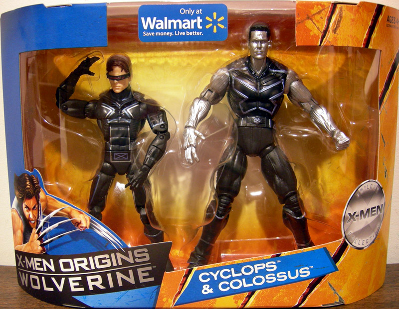 Cyclops & Colossus (X-Men Origins Wolverine)